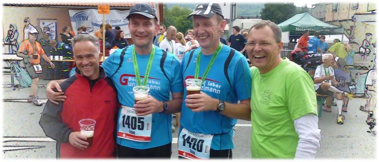 Fränkische Schweiz Marathon 2012