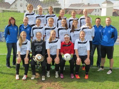 Aktuelle Landesligamannschaft, Saison 2014/2015